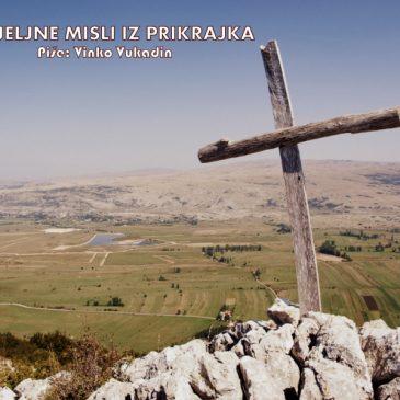 NEDJELJNE MISLI IZ PRIKRAJKA: Isusov naputak za ponašanje u kriznim situacijama