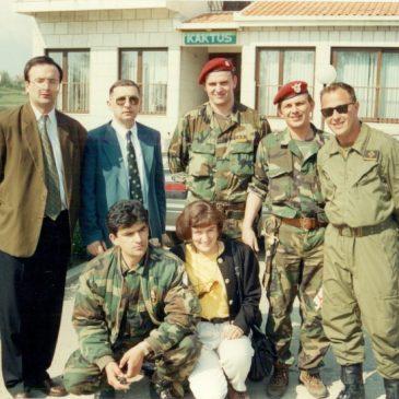 HRVATSKI SANITET TIJEKOM SRPSKO-CRNOGORSKE AGRESIJE NA RH (1990.-1995.): Suradnja s ratnim zdravstvom HVO-a (1)