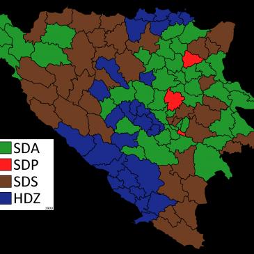 XXV. OBLJETNICA PRVIH DEMOKRATSKIH IZBORA U BiH (1)