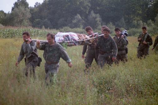 HRVATSKI SANITET TIJEKOM SRPSKO-CRNOGORSKE AGRESIJE NA RH (1990.–1995.): Suradnja s ratnim zdravstvom HVO-a (6)