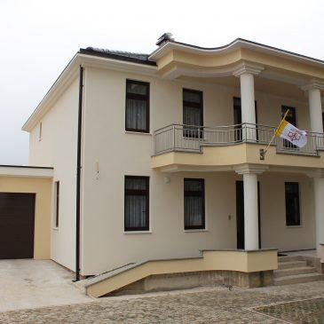 GRABOVICA: Blagoslov nove župne kuće