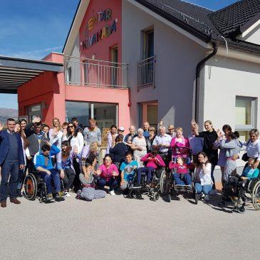 CENTAR NOVA NADA: Posjet predstavnika Arthur McCluskey Foundation