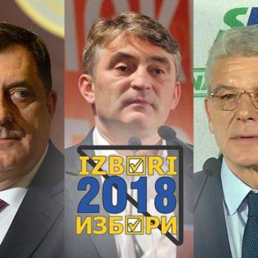 """HVALA NA """"HRVATSKOM"""" ČLANU PREDSJEDNIŠTVA BiH!"""