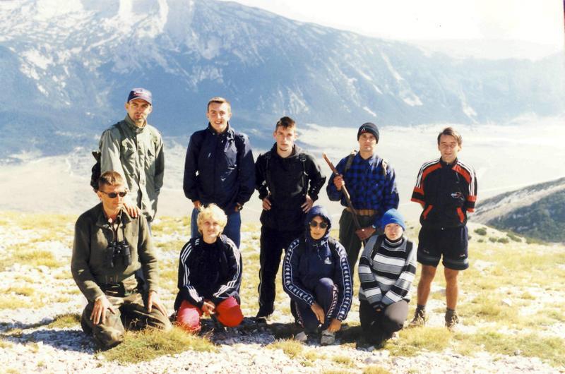 SLOBODNA DALMACIJA (1999.): Utemeljeno Planinarsko društvo Orlova stina
