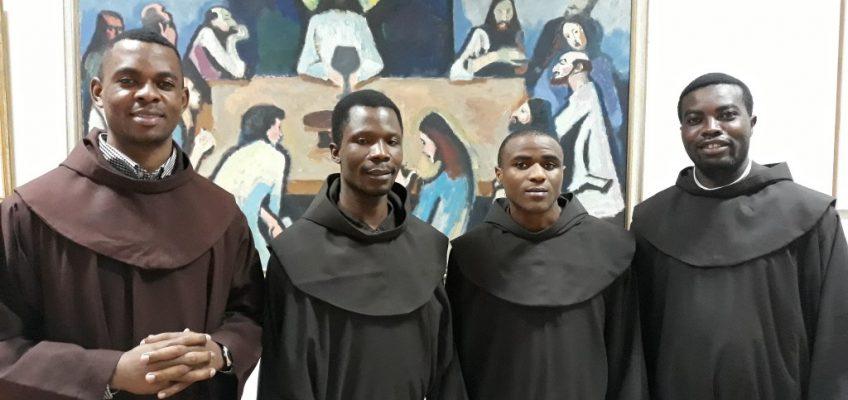 ČETVORICA BOGOSLOVA IZ DR KONGO U VISOKOM