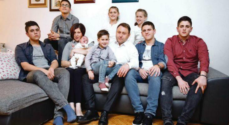 ANTE DEUR – Savjetnik Predsjednice, još pet dana se tukao u Vukovaru, danas je ponosni otac osmero djece