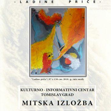 """NAJAVA: Izložba """"Ladine priče"""" Karoline Marušić"""