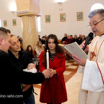 IVANDAN: Na svetoj misi u Kongori kršten Ante Špikić