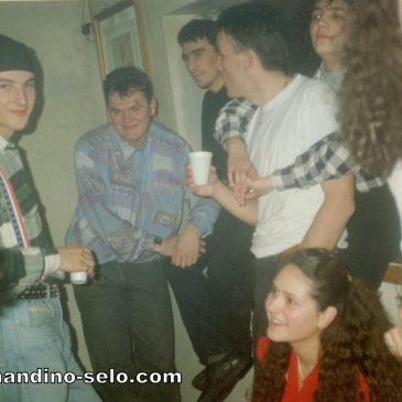 IZ ARHIVE: Doček Nove 1992. godine