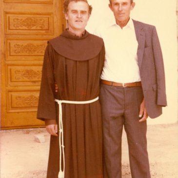 IZ ARHIVE: Prijatelji fra Petar Vlašić i Jakov Šarac