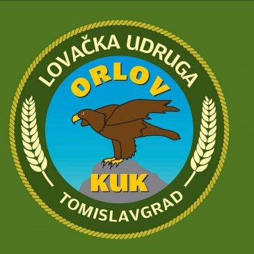 LU ORLOV KUK: Treća lovačka večer 4. siječnja 2019. u Lovre u Bukovici