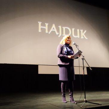 """ZAGREB: Premijera filma """"Hajduk"""""""