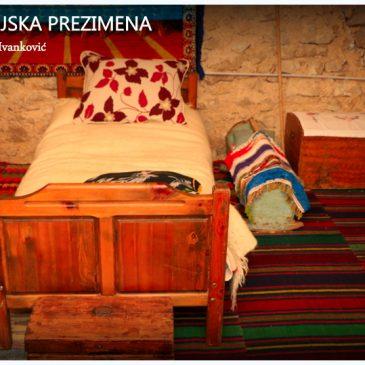 DUVANJSKA PREZIMENA: Perkovići