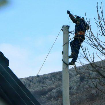 KOMENTAR: Električari, bili ste na visini zadatka!