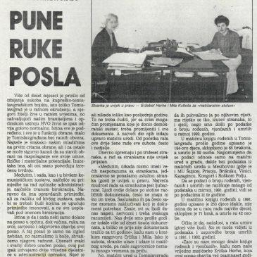 TRN – broj 31, 12. veljače 1993.