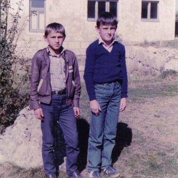 IZ ARHIVE: Školska uspomena iz 1984.