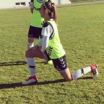 PRVI INTERVJU: Predstavljamo Ružicu Pokrajčić, rođenu Gabrić, uspješnu austrijsku nogometašicu, rođenu na Duvanjskom polju