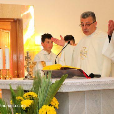 VELIKI ČETVRTAK: Služena svečana sveta misa Večere Gospodnje