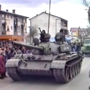 SAČUVANO OD ZABORAVA: Tomislavgrad 1991.