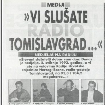 TRN – broj 43, 7. svibnja 1993.