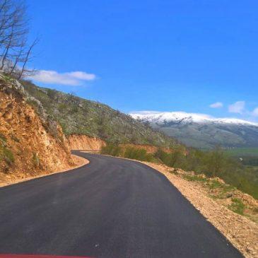 ZAVRŠENA REKONSTRUKCIJA CESTE BUKOVICA-ROŠKO POLJE U DUŽINI 600 M
