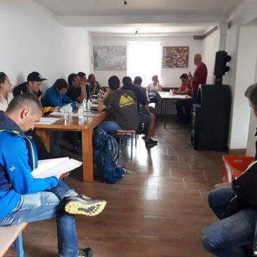BLIDINJE: Održan trening za upravljanje i održavanje Via Dinarica planinarskih staza