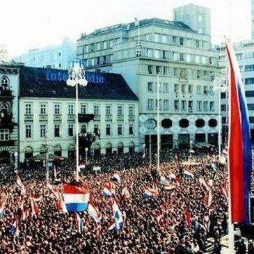 30. SVIBNJA 1990. GODINE ROĐENA JE HRVATSKA DRŽAVA!