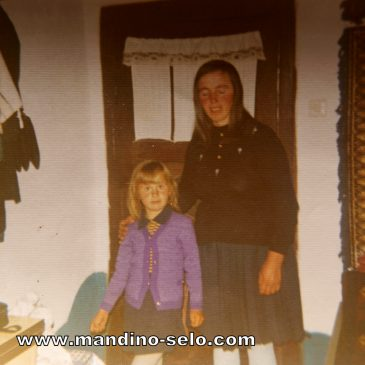 IZ ARHIVE: Mara Šarac i njena Ana