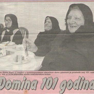 IZ ARHIVA Slobodne Dalmacije, prosinac 1998. godine