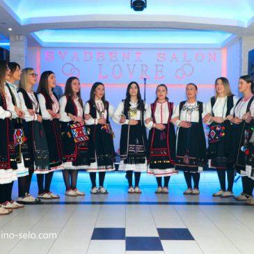 SUTRA: Večer folklora i tradicijskih običaja, HKUD Crvenice društvo-domaćin