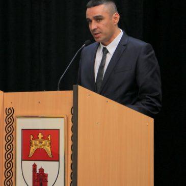 GOVOR PREDSJEDNIKA OV TOMISLAVGRAD LUKE KRSTANOVIĆA NA SVEČANOJ SJEDNICI 8. SRPNJA 2019.