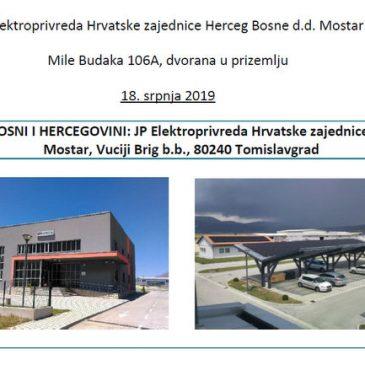 """PRVA """"PAMETNA"""" ZGRADA U BiH U TOMISLAVGRADU"""