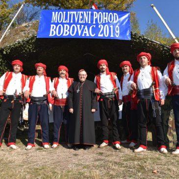 BOBOVAC: Brojni sudionici XVIII. Molitvenog dana za Domovinu i XVI. Hodočašća Oružanih i redarstvenih snaga BiH