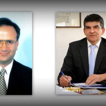 OBAVIJEST: Sutra misa zadušnica za dr. Ivana Šarca i dr. Ivana Bagarića