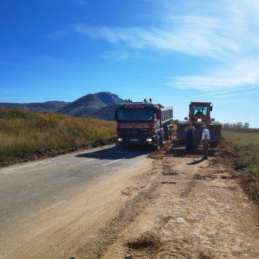 OBAVIJEST: Zbog radova od 8 do 16 sati zatvorena cesta Borčani – Mandino Selo