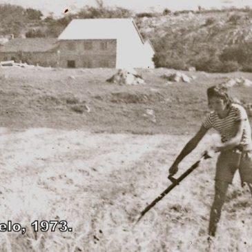 USPOREDNE FOTOGRAFIJE: Mandino Selo 1973. I 2013.