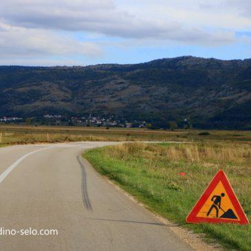 OBAVIJEST: Zbog asfaltiranja privremeno se zatvara lokalna cesta Borčani-Mandino Selo