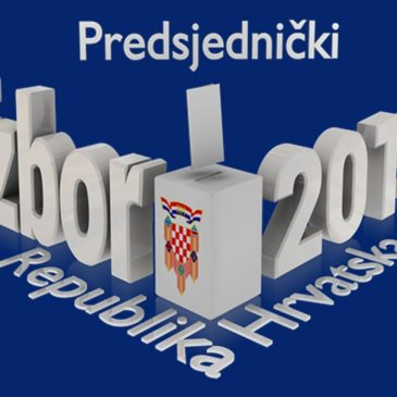 IZBORI ZA PREDSJEDNIKA RH: Poziv biračima za prethodnu registraciju
