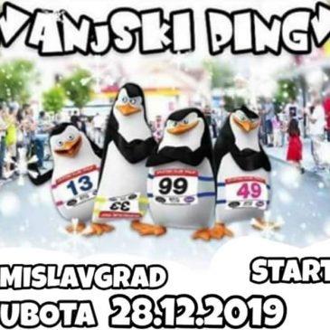 NAJAVA: 2. Duvanjski pingvin 28. prosinca, prijave na stotinka.hr.