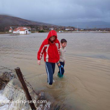 SAČUVANO OD ZABORAVA: Deset godina od početka velike poplave