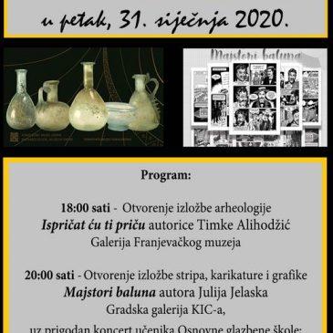 NAJAVA: Noć muzeja u Tomislavgradu