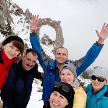 PD ORLOVA STINA: 2. 2. 2020. na 2000 metara