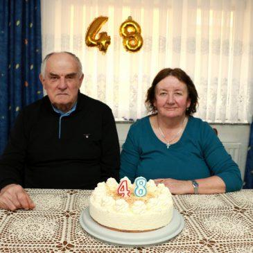 RUŽA I ANTE ŠARAC PROSLAVILI 48. OBLJETNICU BRAČNOGA ZAJEDNIŠTVA