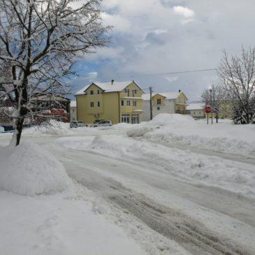 OPĆINA TOMISLAVGRAD: Obavijest svima koji su pretrpjeli štete od snijega u siječnju 2019.