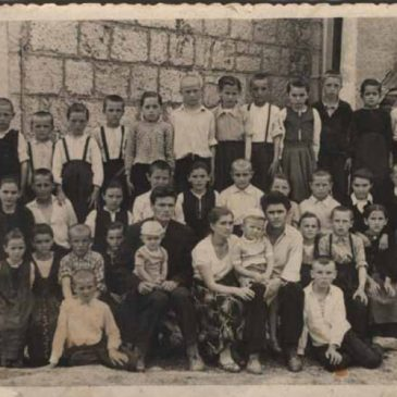 NAŠA ŠKOLA: Mak Srđanac – Marko Kovačević: Đačka prisjećanja (1947. -1951.) – I. dio