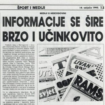 TRN – broj 32, 19. veljače 1993.