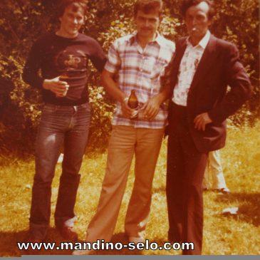 IZ ARHIVE: Mandoseljani u Rošku Polju 1976.