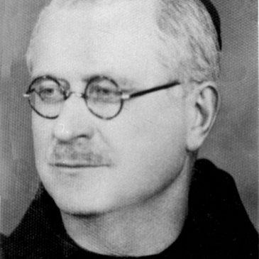 POBIJENI FRANJEVCI:  fra Bernardin Smoljan (1884.-1945)