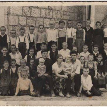 NAŠA ŠKOLA: Mak Srđanac – Marko Kovačević: Đačka prisjećanja (1947. -1951.) – XII. dio
