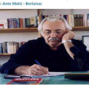 ANTE MATIĆ: Koronahumor – iskrenje duha!